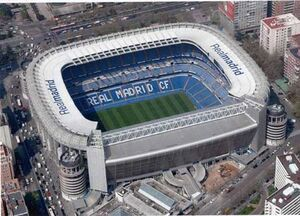Real Madrid Santiago Bernabéu 005