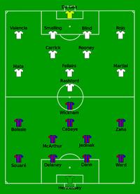 Crystal Palace v Man Utd FA Cup Final 2015-16
