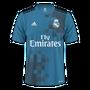 Real Madrid 2017-18 third