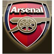 Arsenal FC 3D logo