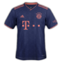 Bayern Munich 2019-20 third