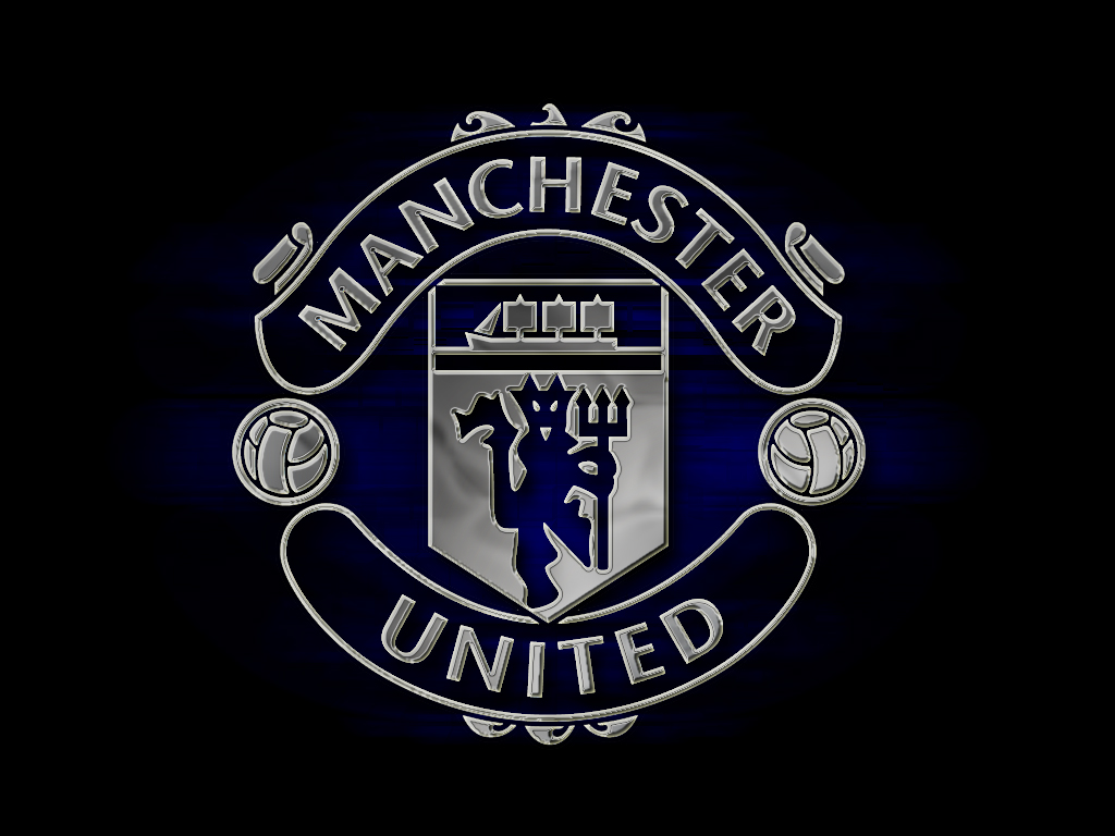 Image manchesterunited logo wallpaper002g football wiki manchesterunited logo wallpaper002g voltagebd Image collections