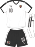 Austria Euro 2016 away kit