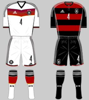 Germany kit (FIFA World Cup 2014)