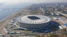 Volgograd arena aerial view 1