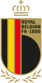 Royal Belgian FA logo 2019