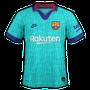 Barcelona 2019-20 third