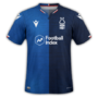 Nottingham Forest 2019-20 away