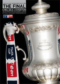 2009 FA Cup Final programme