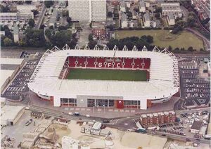 Southampton Stadium St. Mary's stadium 002