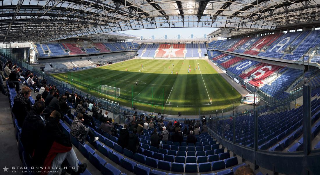 Wisla Krakow: Image - Wisla Krakow Stadium 001.jpg