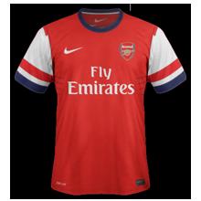 3f666a17a2e Biggest home attendance, 60,071 (1 September vs. Tottenham Hotspur, Premier  League). Arsenal 2013–14 home
