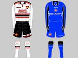 Manchester United FC Squad, 1997-98