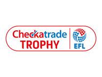 Checkatrade EFL Trophy logo