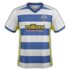 Greenock Morton 2016-17 home