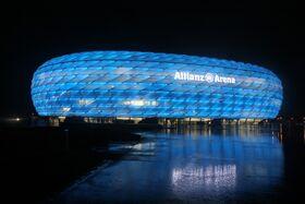 Bayern Munchen Allianz Arena 001
