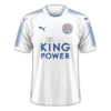 Leicester City 2017-18 third