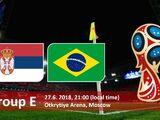 Serbia v Brazil (2018 World Cup)