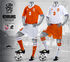 Netherlands Kits World Cup 1994