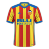 Valencia 2017-18 away