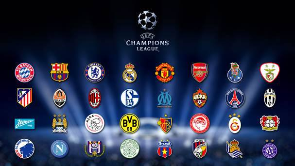 Football:Upcoming UEFA Champions League matches | Football Wiki