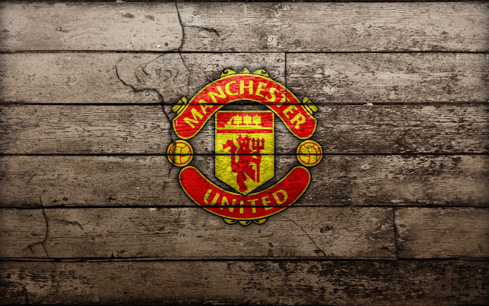 Image manchesterunited logo wallpaper004g football wiki manchesterunited logo wallpaper004g voltagebd Image collections