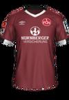 1. FC Nürnberg 2016-17 away