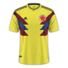 Colombia 2018 Home