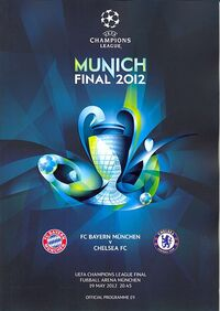 UEFA Champions League Final Munich 2012