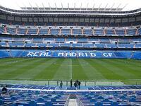 The Santiago Bernabeu Stadium - U-g-g-B-o-y
