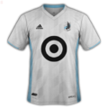 Minnesota United FC 2019 away
