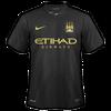 Manchester City 2013–14 away