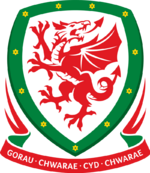 Football Association of Wales logo