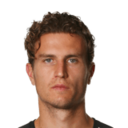 Newcastle United D. Janmaat 001