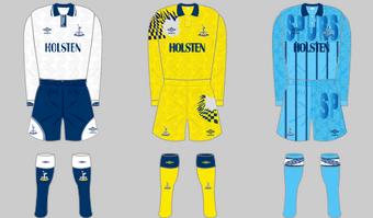 Tottenham Hotspur Fc Squad 1991 92 Football Wiki Fandom