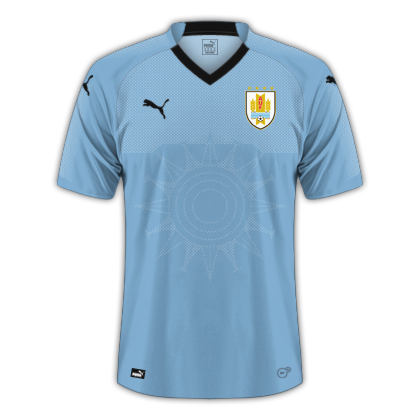 finest selection 4aa15 52ed9 Uruguay national football team | Football Wiki | FANDOM ...