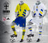Sweden Kits World Cup 1994