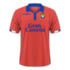 Las Palmas 2016–17 away
