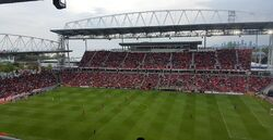 Bmo Field 2016 East Stand