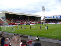 Fir Park, Motherwell. - geograph.org.uk - 219204