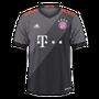 Bayern Munich 2016–17 away