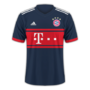 Bayern Munich 2017-18 away