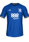 Birmingham City 2016-17 away