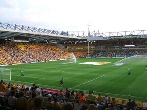 Norwich City Stadium Carrow Road 001