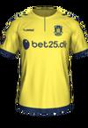 Brøndby IF 2016-17 home