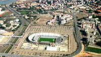 Stadio Sant'Elia -Cagliari -Italy-23Oct2008