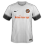 Dundee United 2016-17 away
