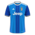 Juventus 2016–17 away