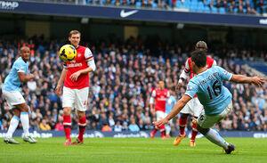 Man City Arsenal 2013-14.2