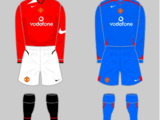 Manchester United FC Squad, 2005-06